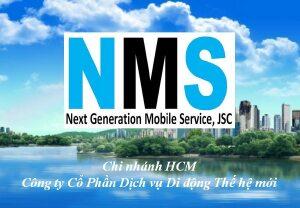 Chi nhánh Công ty cổ phần dịch vụ di động Thế Hệ Mới