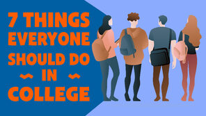 7 Things Everyone Should Do While They're In College That Can Help Them In The Future