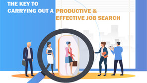 The Key To Carrying Out A Productive And Effective Job Search