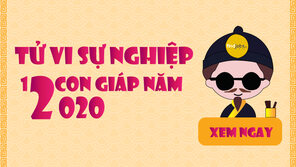 Tử Vi Sự Nghiệp 12 Con Giáp Năm 2020