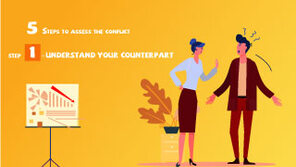 5 Steps To Assess Conflict - Step 1: Understand Your Counterpart